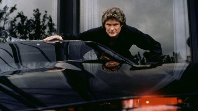 """""""Knight Rider"""": 80er-Kult-Serie mit David Hasselhoff erscheint erstmals auf Blu-ray"""