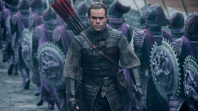 """Flop """"The Great Wall"""" mit Matt Damon: Wieso scheitern Blockbuster aus China?"""