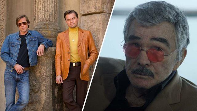 "So hat es Burt Reynolds doch noch in Quentin Tarantinos ""Once Upon A Time… In Hollywood"" geschafft"
