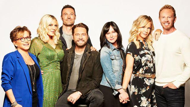 """""""BH90210"""": So überraschend wenig verdient der """"Beverly Hills, 90210""""-Cast am Meta-Revival"""
