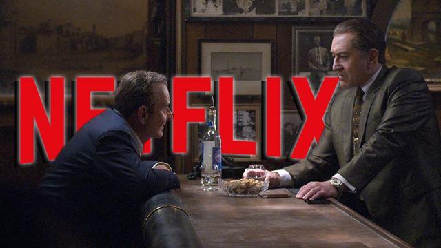 """Drei Filmlegenden auf einem Bild: Das 1. Poster zu """"The Irishman"""" von Netflix und Martin Scorsese"""