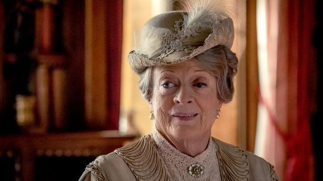 """Maggie Smith in """"Downton Abbey"""": Das bedeutet Lady Violets Schicksal für eine Fortsetzung"""