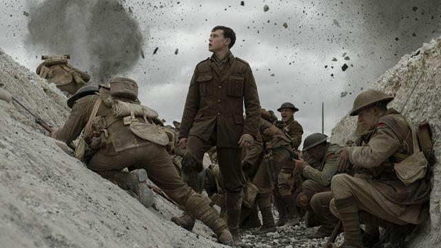 """Absolut mitreißend: Neuer Trailer zum One-Shot-Kriegsfilm """"1917"""" von Sam Mendes"""