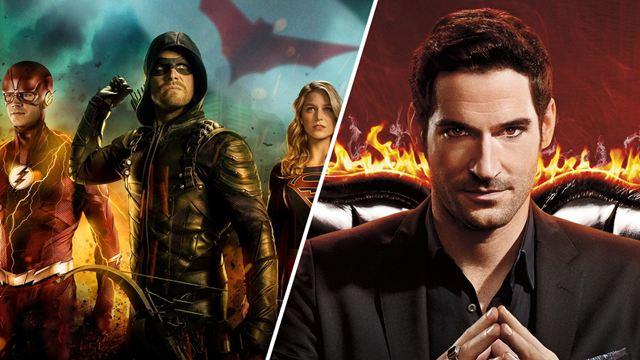 """Crossover von """"Arrow"""", """"The Flash"""" & """"Supergirl"""": Schlechte Nachrichten für """"Lucifer""""-Fans"""
