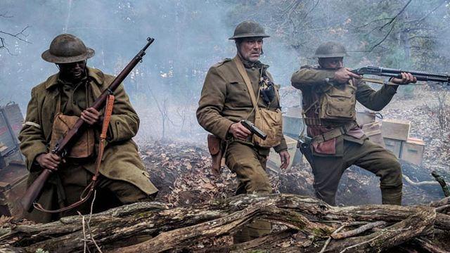 """Deutscher Trailer zu """"The Great War"""": Kriegs-Spektakel mit Ron Perlman und Billy Zane"""