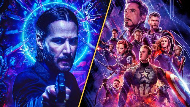 """Black Friday mit """"Avengers: Endgame"""" und """"John Wick 3"""": Über 500 Filme für 99 Cent bei Amazon Prime Video leihen"""