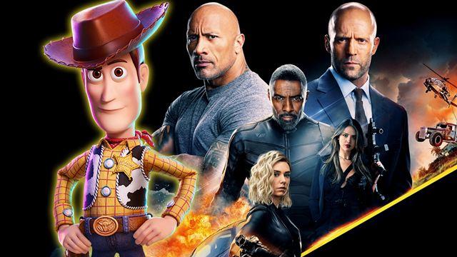 """""""Hobbs & Shaw"""" im Extended Cut? """"Toy Story 4"""" in 3D? Das müsst ihr über die Heimkino-Highlights der Woche wissen"""