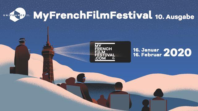 MyFrenchFilmFestival 2020: Neues französisches Kino online schauen!