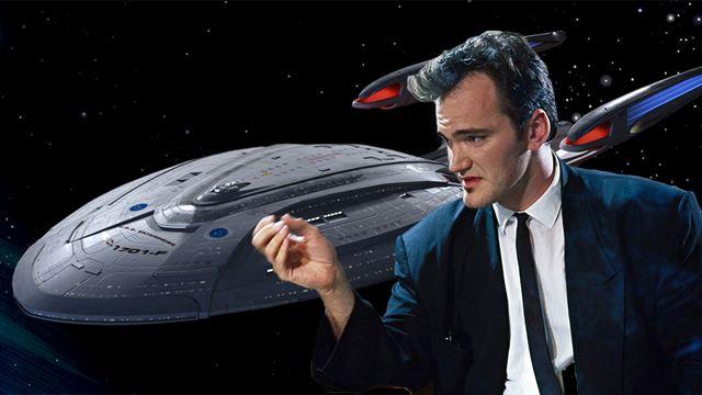 """Quentin Tarantino glaubt: Sein """"Star Trek""""-Film kommt doch – aber nicht von ihm"""