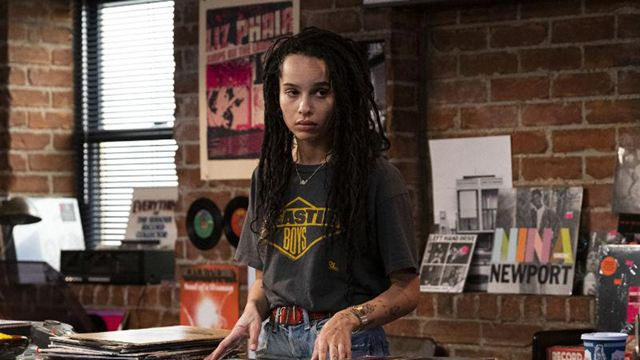 """High Fidelity"": Erster Trailer zum Serien-Remake mit ""The Batman""-Star Zoë Kravitz"