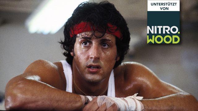 """Sylvester Stallones beste Rolle: Das ultimative Ranking der """"Rocky""""-Filme! [Anzeige]"""