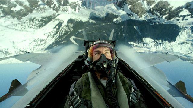 """Echte Flugszenen in """"Top Gun 2"""": Neue Bilder von Tom Cruise & Co. als Vorgeschmack auf spektakuläre Action"""