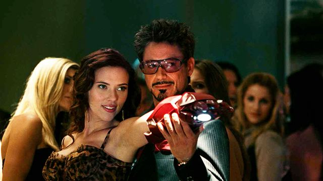 """""""Iron Man 2"""": Dieser Star sollte statt Scarlett Johansson Black Widow spielen"""