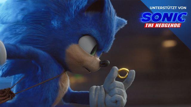 """Ende gut, alles gut: Wie die """"Sonic""""-Macher gleich zwei Mal auf die Wünsche der Fans gehört haben!"""