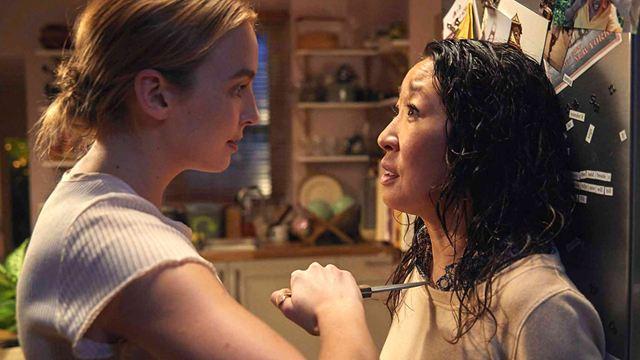 """Eine der besten Serien 2019 geht nach Mega-Cliffhanger früher weiter: Trailer zur 3. Staffel """"Killing Eve"""""""