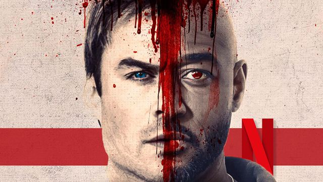 Fans von Ian Somerhalder müssen jetzt stark sein: Netflix setzt seine neue Serie nach nur einer Staffel ab