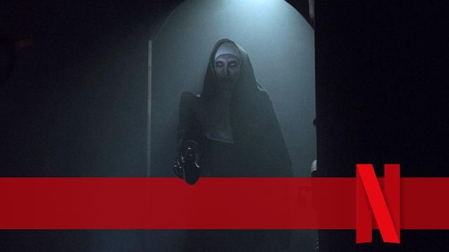 """""""The Nun"""" auf Netflix: Die wahre Geschichte hinter der Horror-Nonne!"""