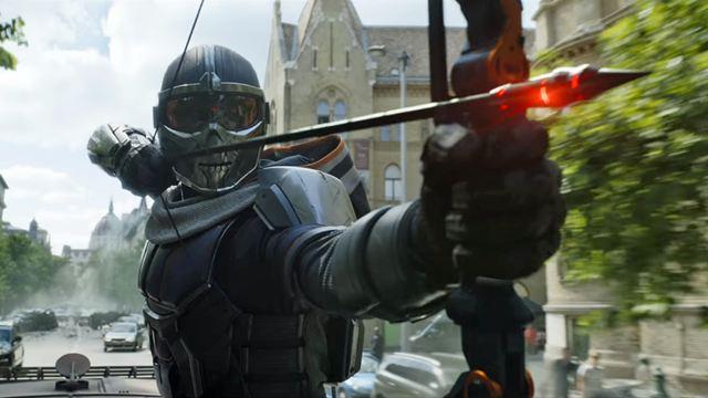 """Spoiler zu Bösewicht Taskmaster in """"Black Widow"""": Hat sich ein Star (schon wieder) verplappert?"""