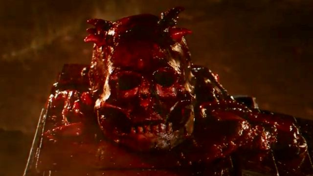 "Indiana Jones trifft Splatter-Horror: Blutiger Trailer zum Historien-Horror ""Skull: The Mask"""