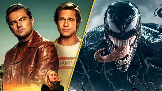 """Hunderte DVDs und Blu-rays reduziert bei Amazon – von """"Once Upon A Time In Hollwood"""" bis """"Venom"""""""