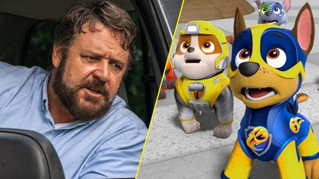 """Der Plan geht auf: """"Unhinged – Ausser Kontrolle"""" und """"Paw Patrol: Mighty Pups"""" an der Spitze der Kinocharts"""