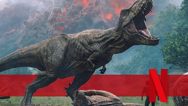 """Trailer und Startdatum für die neue """"Jurassic World""""-Serie auf Netflix"""