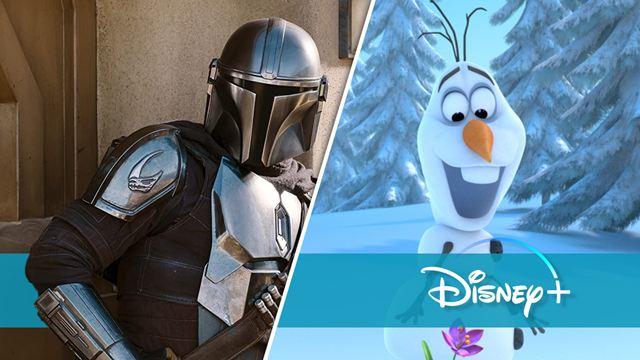 """Filme & Serien neu auf Disney+ im Oktober: Die 2. Staffel """"The Mandalorian"""", """"Die Eiskönigin""""-Nachschub & mehr"""