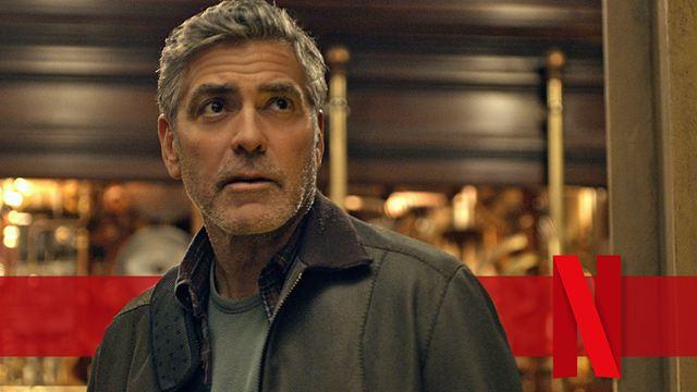 """""""Midnight Sky"""": Erste Bilder zu George Clooneys düsterem Netflix-Sci-Fi-Film"""