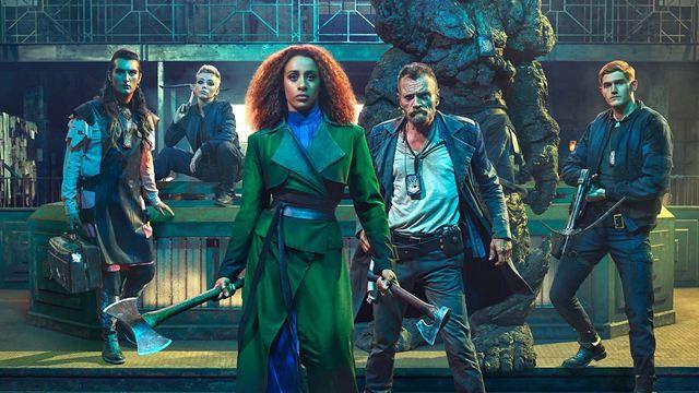 """Erster Trailer zur Fantasy-Serie """"The Watch"""" mit einem """"Game Of Thrones""""-Star als """"Jack Sparrow auf Meth"""""""