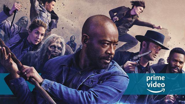 """Ab heute neu: Noch mehr """"The Walking Dead""""-Nachschub bei Amazon Prime Video"""