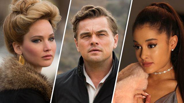 Mega-Cast für neuen Netflix-Film: Leonardo DiCaprio, Ariana Grande, Jennifer Lawrence und viele, viele mehr!