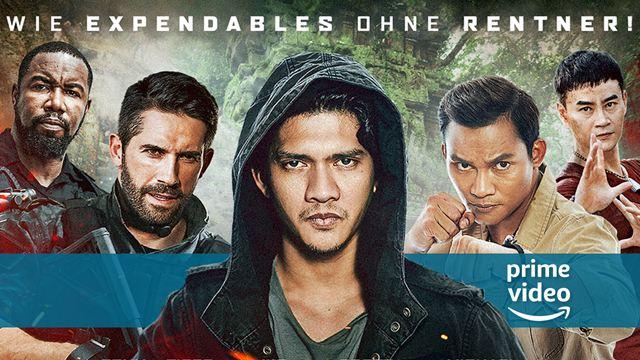 FSK-18-Action neu bei Amazon Prime Video: Die Avengers unter den Martial-Arts-Helden!