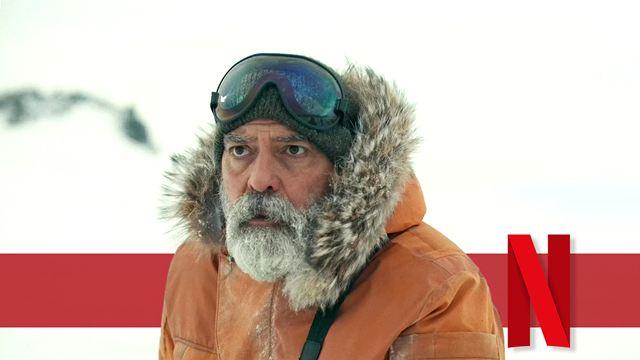 """Trailer zu """"The Midnight Sky"""": Postapokalyptische Netflix-Science-Fiction von und mit George Clooney"""