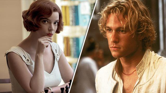 """Der Netflix-Hit """"Das Damengambit"""" und Heath Ledger: Das ist die traurige Verbindung"""