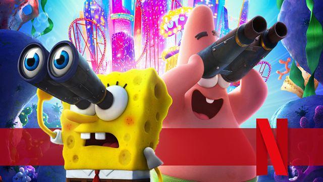 """Diese Woche neu bei Netflix: Der neue """"SpongeBob Schwammkopf""""-Film und mehr"""