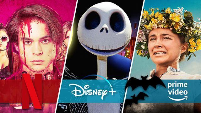 Streaming-Tipps zu Halloween: Die Horror-Highlights bei Netflix, Amazon Prime Video & Disney+