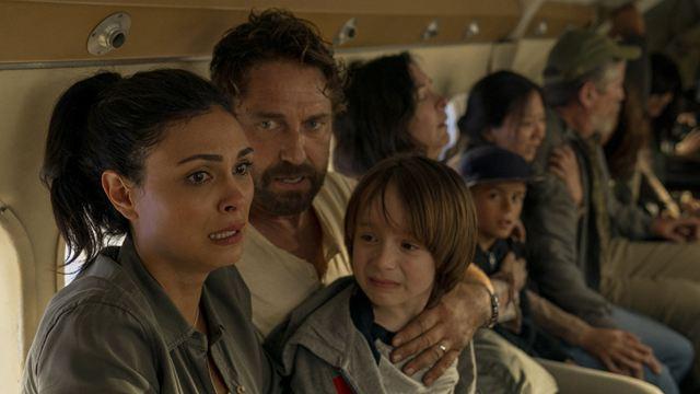 """Vor der Schließung: Noch einmal ausverkaufte Kinos mit """"Greenland"""" an der Spitze"""