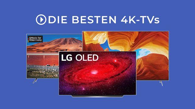 Die besten Fernseher für Filmfans im November 2020 – 4K-TVs ab 370 Euro in jeder Preisklasse