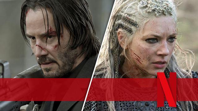 """Diese Woche neu auf Netflix: Haufenweise Film- und Serienhighlights von """"John Wick"""" bis """"Vikings"""""""