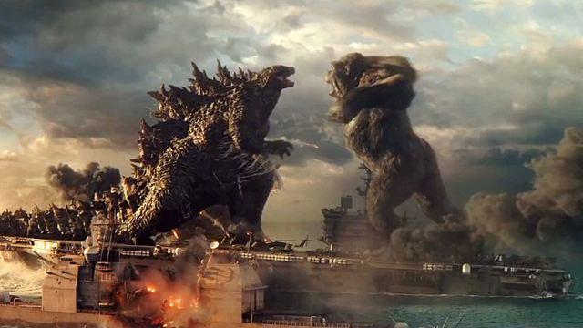 "Mega-Trailer mit Szenen aus ""Godzilla Vs. Kong"", ""Conjuring 3"" und ""Suicide Squad 2"""