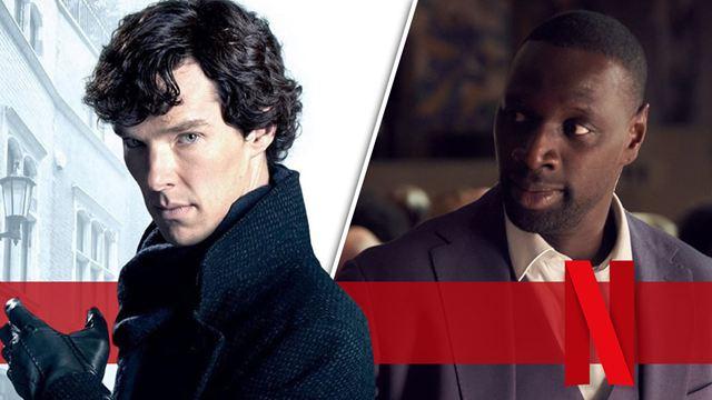 """Sherlock Holmes in """"Lupin"""": Schöpfer der Netflix-Serie schürt Hoffnung auf geniales Treffen"""