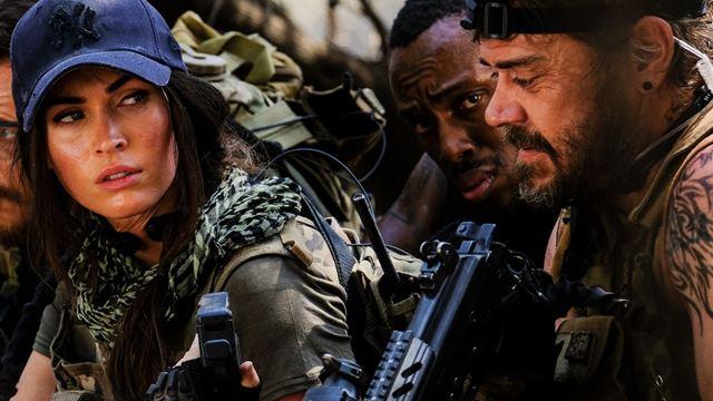 """In 3 Tagen gibt's den neuen FSK-18-Reißer ungekürzt fürs Heimkino: Deutscher Trailer zu """"Rogue Hunter"""" mit Megan Fox"""