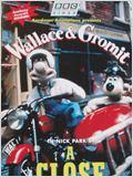Wallace & Gromit unter Schafen