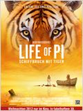 Life of Pi: Schiffbruch mit Tiger