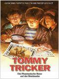 Tommy Tricker und die Briefmarkenbande