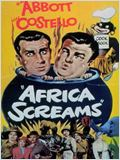Abbott und Costello in Afrika