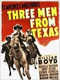 Drei Männer aus Texas