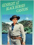 Gunfight at Black Horse Canyon