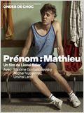Prénom: Mathieu