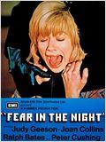 Nachts kommt die Angst